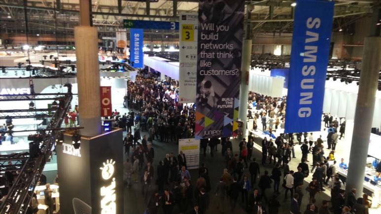 Mobile World Congress_Samsung