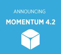 AnnouncingMomentum 4.2