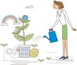 email-nurture-vector