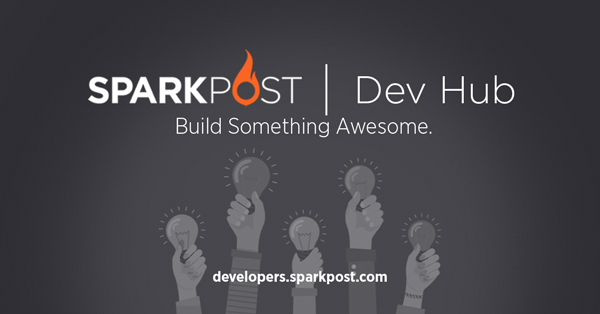 SparkPost Developer Hub - Build Something Awesome