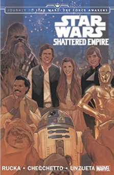 Star Wars Graphic Novel Book #1