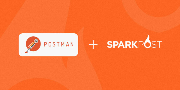 postman and sparkpost