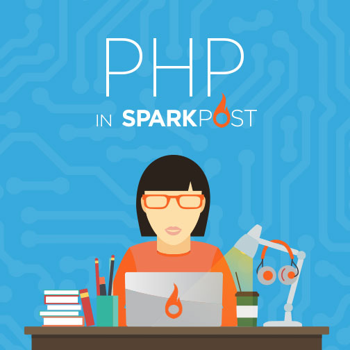 Using SparkPost in PHP