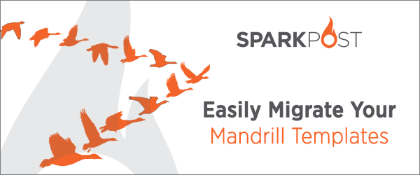 Mandrill Template Migration