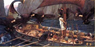 working at SparkPost greek mythology boat