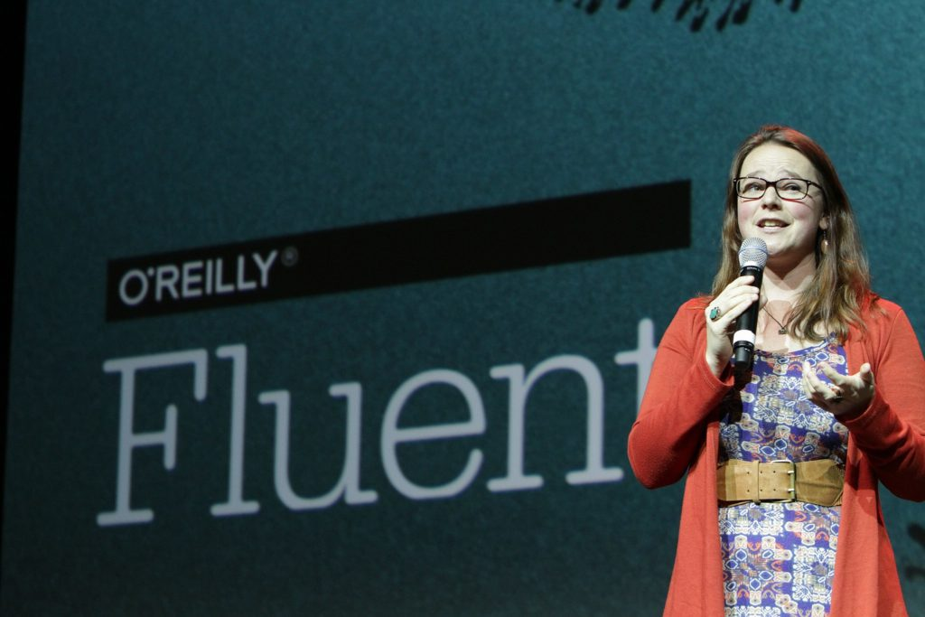 mary speaking fluent conf