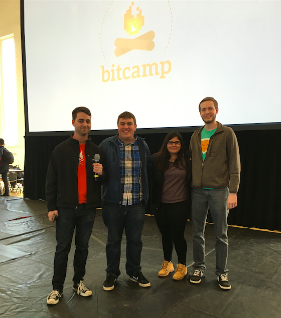 bitcamp winners piggy pennies