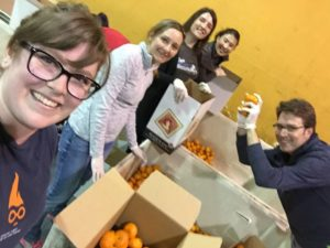 marin foodbank volunteer day