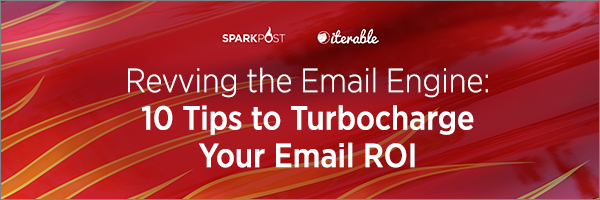 10 Tips to Turbocharge Email Roi