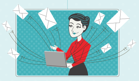 Commercial Emails vs. Transactional Emails [Infographic]