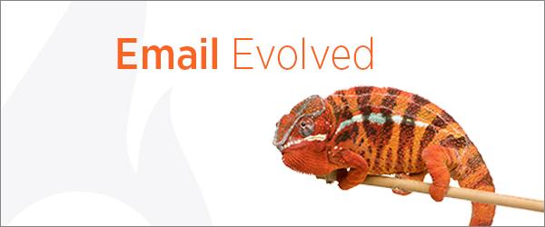 Email Evolved Iguana Email API