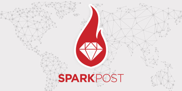 SparkPost Rails Gem Ruby Graphic