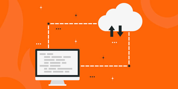 SMTP Relay Graphic Cloud Monitor