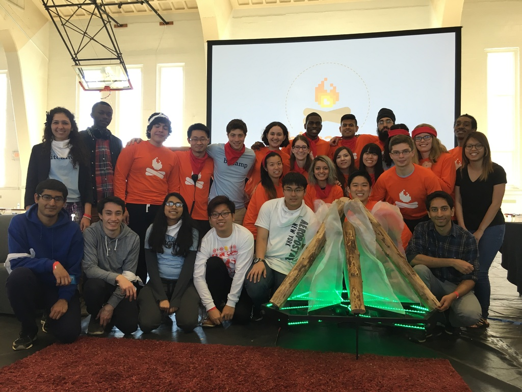 bitcamp 2016 hackathons group picture