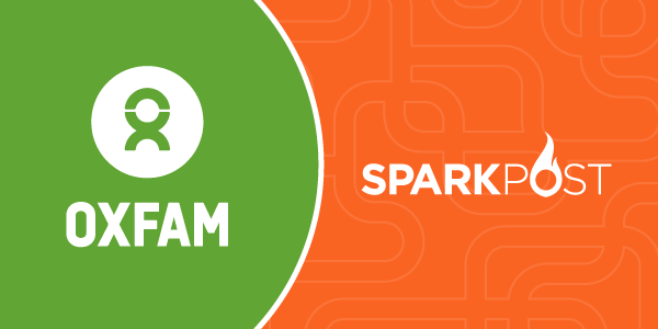 Oxfam International and SparkPost