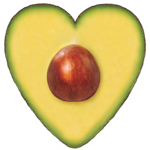 avocado heart internal community