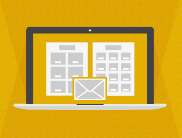 retail email template responsive 360x274
