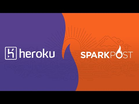How To The SparkPost Heroku Email Add-On