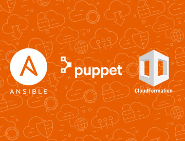 configuration management and provisioning ansible puppet