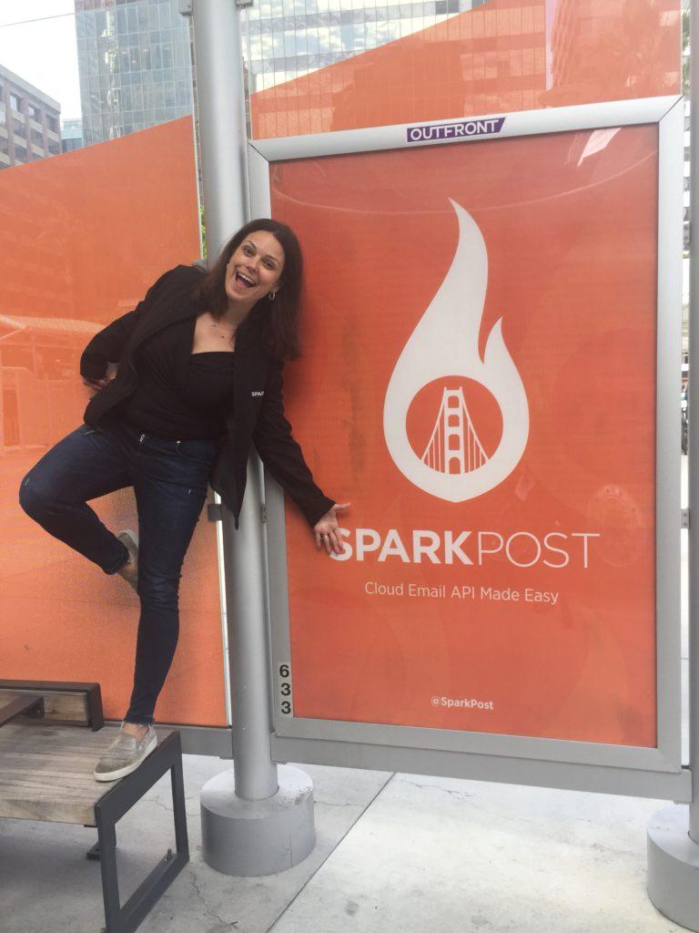 #SparkPostSF