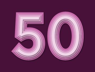 future 50 purple background 50 in pink 360 274