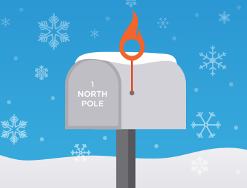 Send an Email to Santa