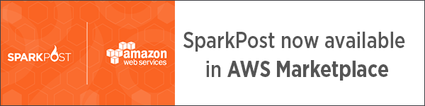 aws marketplace sparkpost blog footer