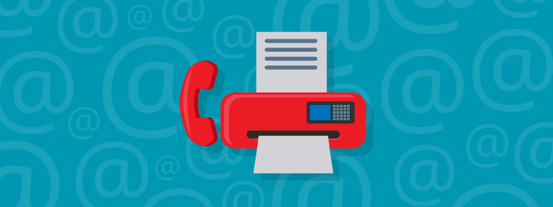 fax blue background red phone 800x300