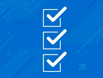 Email Vendor RFP Checklist