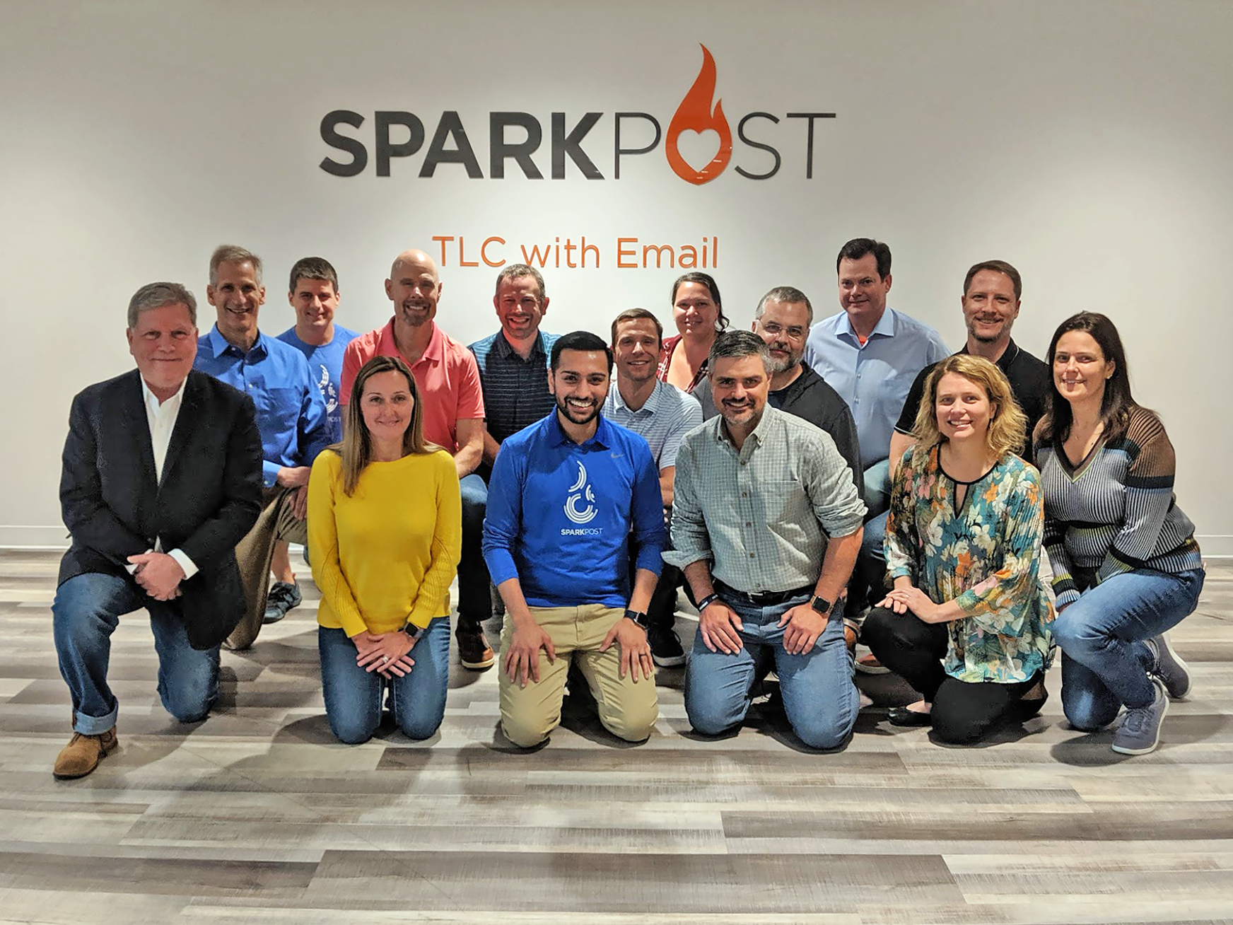 SparkPost Leadership Team