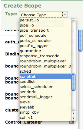 Adding a new module